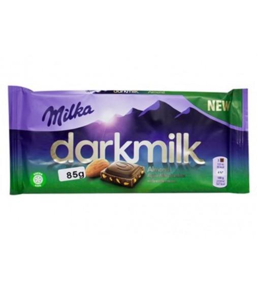 Milka Dark Almond