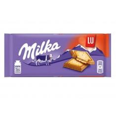 Biscoito Milka & Lu