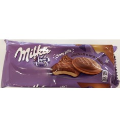 Milka choco jaffa chocolate flavor mousse