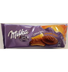 Milka choco jaffa orange jelly