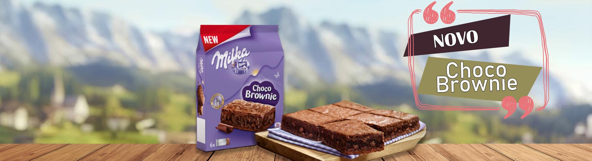 CHOCO BROWNIE