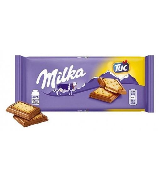 Biscoito Milka & Tuc