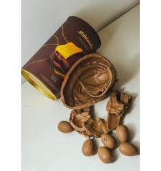 Promoção 2 ovos de páscoa Trufado exclusivo Milklandia
