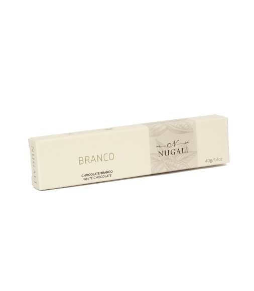 Nugali tablete branco 40g