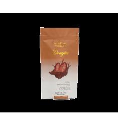 Nugali Dragée cacau chocolate ao leite 45%