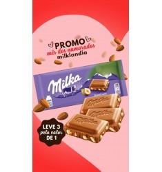 Promoção 3 Milka Hazelnut por: