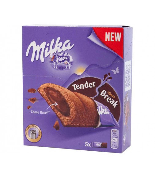 Milka choco tender break