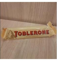 Toblerone Honey & Almond White